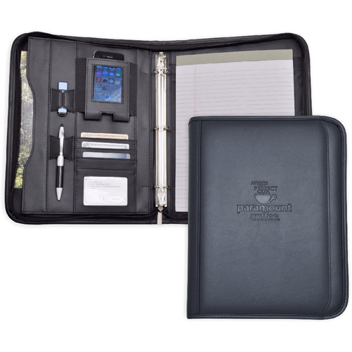 Letter size business case/padfolio