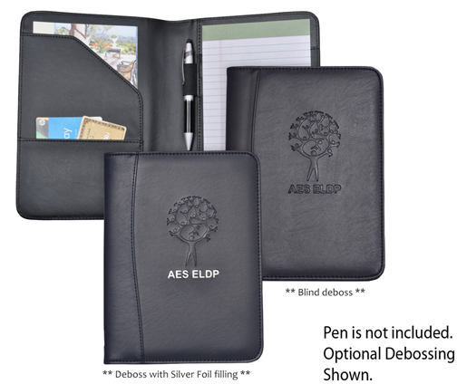 JR SIZE WRITING PADFOLIO