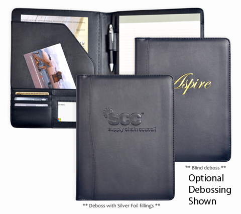EXECUTIVE LETTER SIZE WRITING FOLDER