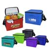 Promo 6-Can Cooler with Mesh Pockets
