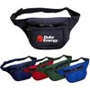 Three Pocket Polyester Fanny Pack