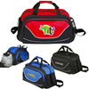 All Purpose Sports Duffle With Shoe Compartment