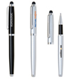 THE SENSI-TOUCH ROLLER-BALL PEN STYLUS