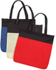 POLYPROPYLENE ZIPPERED TOTE