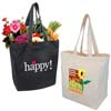 Large Market Square Canvas Tote